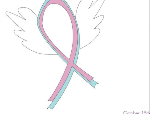 Pregnancy and infant loss awareness day – October 15th